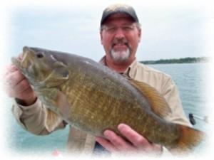 Lucky Strike trophy lake erie walleye charters ashtabula geneva conneaut ohio usa