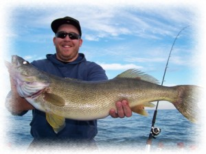 lake erie charters ashtabula ohio trophy walleye catches central basin of lake erie