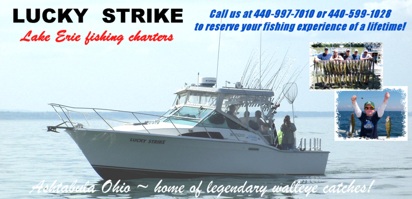 Lucky Strike Sport Fishing